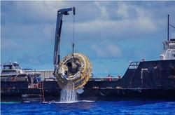 آزمایش «بشقاب پرنده» ناسا با بزرگترین چتر نجات دنیا