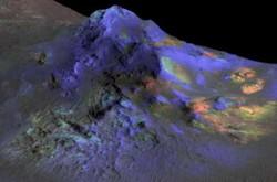 کشف شیشه در مریخ