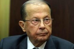 ميشال عون لن يتنازل عن مواقفه بشأن حقوق المسيحيين في لبنان