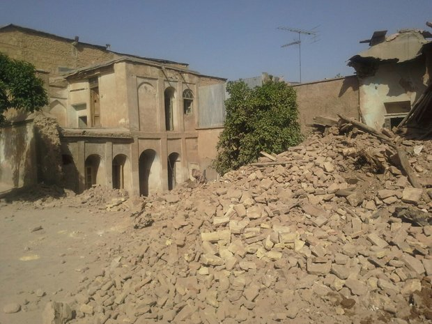تخریب بافت تاریخی شیراز