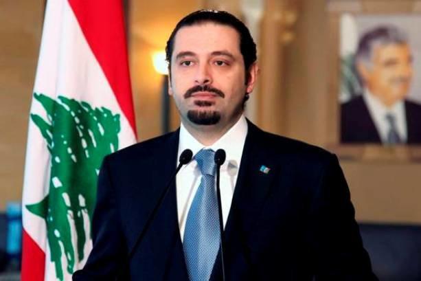 """الحريري يطل اليوم على شاشة تلفزيون """"المستقبل"""" اللبنانية"""