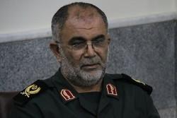 العميد رزمجو:  القوات البحرية للحرس الثوري في ذروة الجهوزية