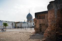 بازدید معاون سازمان میراث فرهنگی از تخریب بافت تاریخی شیراز