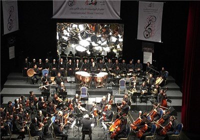 Tehran Symphony Orchestra performs in Kuwait