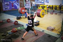 آغاز تمرینات تیم ملی وزنهبرداری با ۱۱ اردونشین