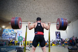 Iran finishes 3rd at Asian Weightlifting Championships