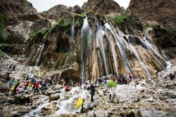 مسیر آبشار مارگون باز شد/ هدف از انسداد کار عمرانی بود
