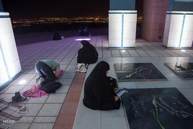 استقبال شهر رمضان المبارك في ايران
