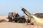 حمله موشکی به عربستان
