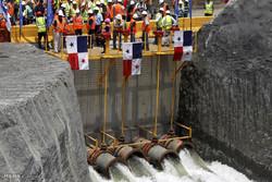 پانامہ نہر میں توسیع کا منصوبہ