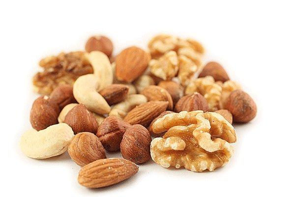 مصرف گردو و بادام موجب افزایش طول عمر می شود