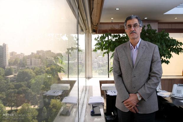 گفتگوی مهر با مسعود خوانساری رئیس اتاق بازرگانی تهران