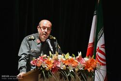 گرامیداشت سالروز 24 خرداد با حضور سردار دهقان وزیر دفاع در شیراز