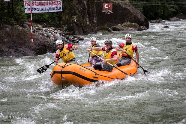 مسابقات رفتینگ کاپ آزاد اروپا در ترکیه