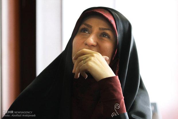 گفتگو با نفیسه سادات موسوی