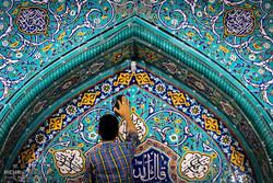 İran'da Camiler Ramazan ayı için hazırlanıyor