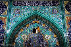 غبار روبی مساجد تداوم داشته باشد/ انتقاد از عدم توجه کافی به مسجد