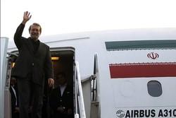 رئيس مجلس الشورى الاسلامي يبدأ زيارة لايرلندا