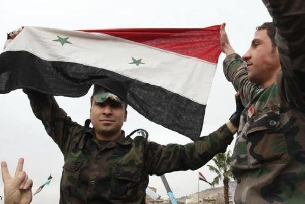 شامی فوج کا مرج الزھور علاقہ پر قبضہ