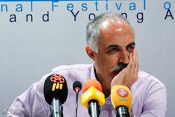 نشست خبری جشنواره بین المللی فیلمهای کودک و نوجوان