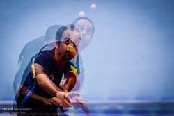 آغاز تمرینات جهانی تیم ملی تنیس روی میز از ۷ فروردینماه