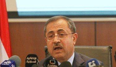 وزير الداخلية السوري يزور ايران الاسبوع المقبل