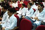 امکان تحصیل همزمان دانشجویان مستعد پزشکی در دوره عالی بهداشت