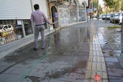 افزایش ۴.۴ درصدی مصرف آب در تهران/قطع موقت آب پرمصرفها