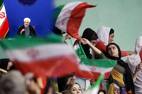 نظر رئیس جمهور درباره زنان و حضورشان در ورزشگاهها چیست؟