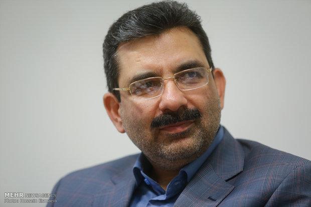 مازیار حسینی مشاور عالی محمدباقر قالیباف شهردار تهران