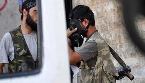 تروریستها برای حمله شیمیایی در شمال سوریه آماده می شوند