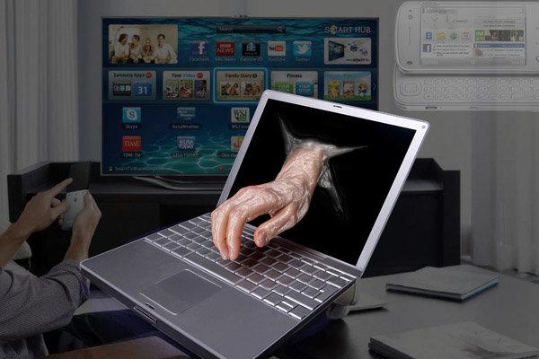 آموزش گام اول برای ورود به فضای مجازی/چاقوی دو لبه تهدید و فرصت