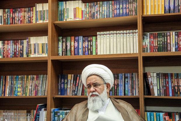 گفتگو با آیت الله علی اکبر رشاد
