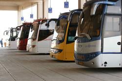 ۳۹۰۰دستگاه اتوبوس در راه مهران/برخورد قاطع با رانندگان متخلف