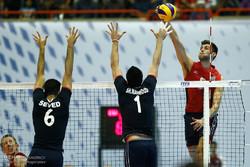 ایران نے امریکہ کو والیبال میچ میں پھرشکست سے دوچار کردیا