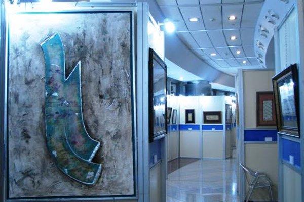 هنرمند اردبیلی برگزیده جشنواره هنرهای تجسمی شد