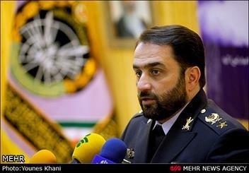 العميد اسماعيلي : أولويتنا الدفاعية هي حماية الأجواء الايرانية