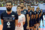 تیم ملی والیبال ایران - سعید معروف