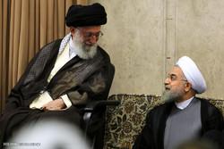 دیدار مسئولان و کارگزاران نظام با حضرت آیت الله خامنهای رهبر معظم انقلاب اسلامی