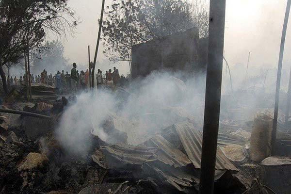 استشهاد اكثر من 20 من اتباع اهل البيت في نيجيريا في تفجير ارهابي
