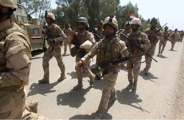 القوات العراقية تصل الى مشارف الشرقاط شمال محافظة صلاح الدين