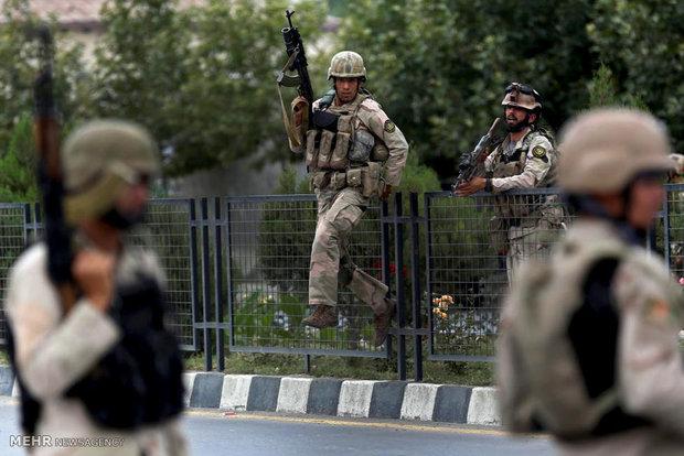 افغانستان میں 43 طالبان دہشت گرد ہلاک