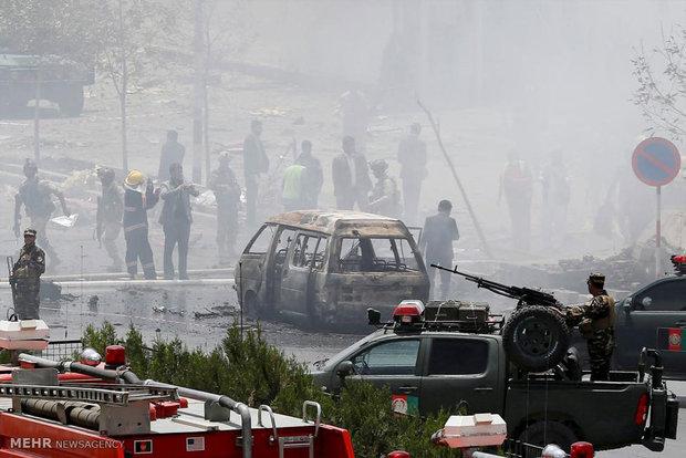 افغانستان میں خودکش حملے اور 2 بم دھماکوں میں 37 افراد ہلاک