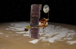 قدیمی ترین مدارگرد مریخ تاریخ ساز شد