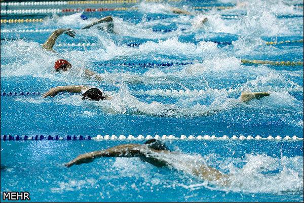 مسابقات شنا در قم برگزار میشود