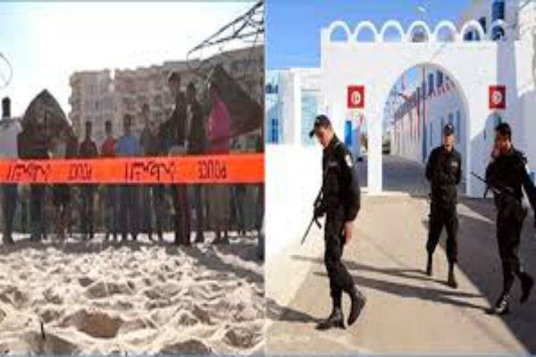 27 قتيلا في هجوم على فندقين بتونس