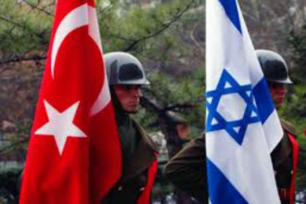 ترکیه و رژیم اسرائیل در آستانه عادی سازی روابط