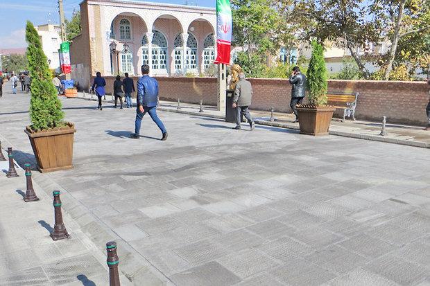 خلاء مطالعاتی در خصوص احداث پیاده راه ۱۷ شهریور