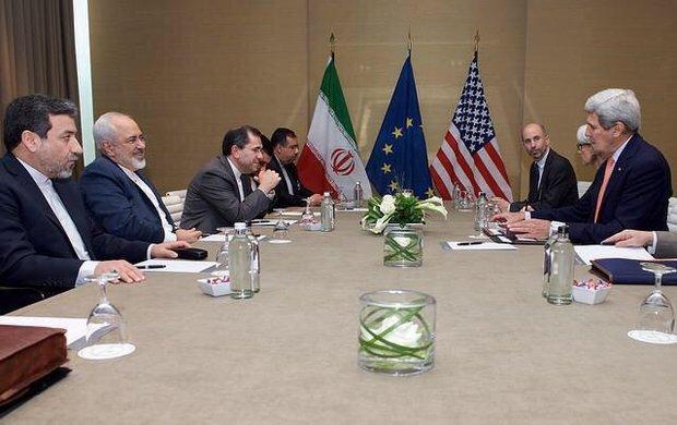 ویانا میں امریکہ اور ایران کے وزراء خارجہ کی ملاقات