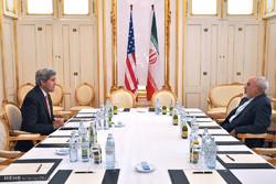 محادثات وزير خارجية الجمهورية الاسلامية الايرانية في فيينا